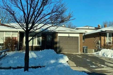 Townhouse for rent at 43 Bremen Ln Mississauga Ontario - MLS: W4656467