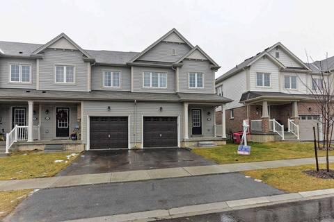 Townhouse for sale at 43 Butcher Cres Brantford Ontario - MLS: X4670858