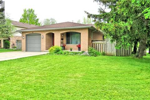 House for sale at 43 Bybrook Cres London Ontario - MLS: 199221