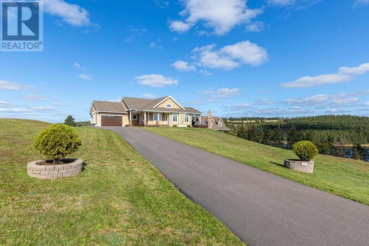 House for sale at 43 Calm Water Ct North Granville Prince Edward Island - MLS: 202021531