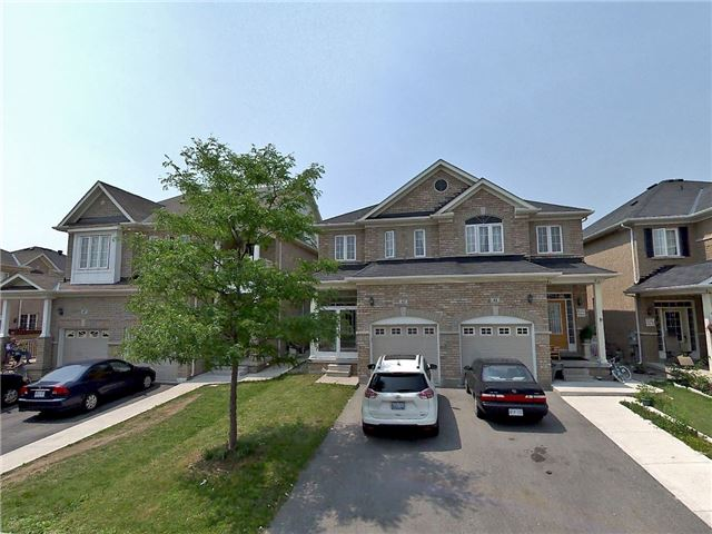 For Rent: 43 Calm Waters Crescent, Brampton, ON | 3 Bed, 3 Bath Townhouse for $1,900. See 1 photos!