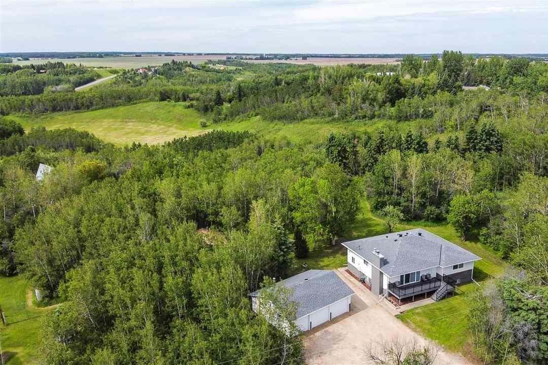 House for sale at 43 Carleton Dr Rural Sturgeon County Alberta - MLS: E4200885