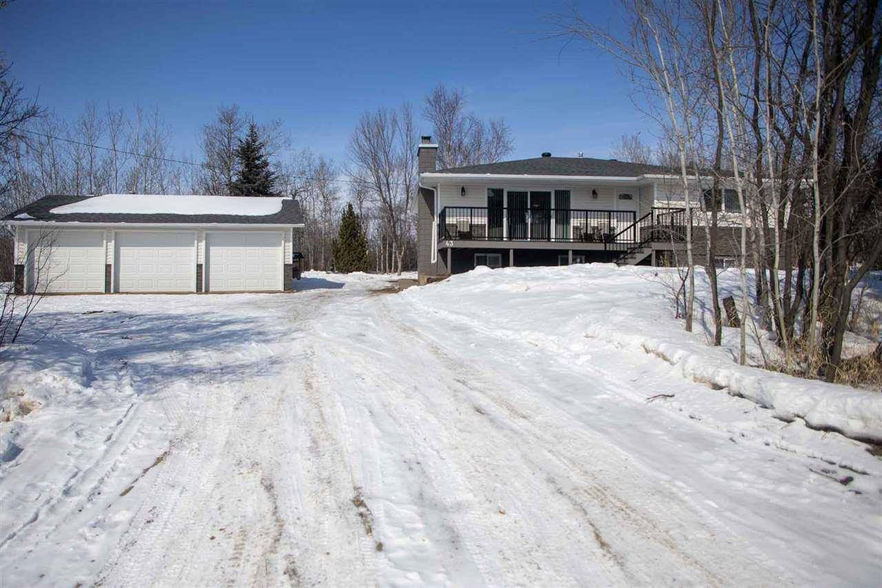 House for sale at 43 Carleton Dr Rural Sturgeon County Alberta - MLS: E4193328