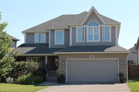 House for sale at 43 Carlisle Dr Welland Ontario - MLS: X4421153