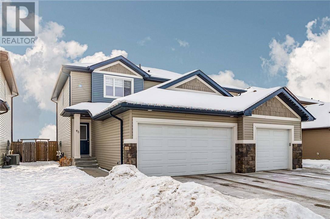 Townhouse for sale at 43 Carlson Pl Red Deer Alberta - MLS: ca0186617