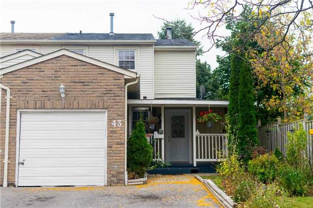 For Sale: 43 Caronia Square, Toronto, ON   3 Bed, 3 Bath Townhouse for $589,900. See 20 photos!