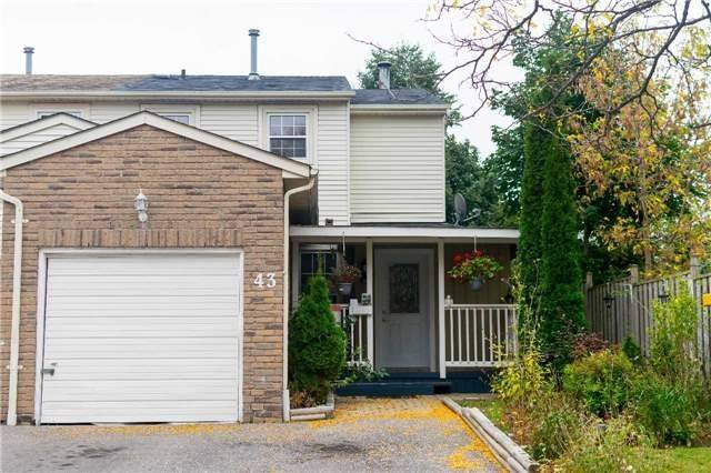 For Rent: 43 Caronia Square, Toronto, ON | 1 Bed, 1 Bath Townhouse for $995. See 3 photos!