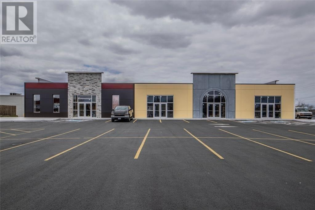 Commercial property for lease at 43 Cashin Ave St. John's Newfoundland - MLS: 1223573