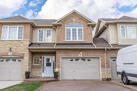 Townhouse for sale at 43 Cedarville Dr Hamilton Ontario - MLS: X4898432