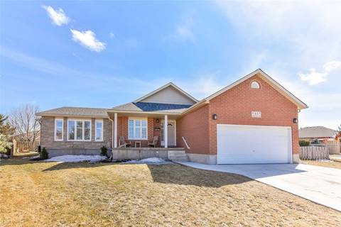 House for sale at 43 Cherry Hill Pl Centre Wellington Ontario - MLS: X4454540
