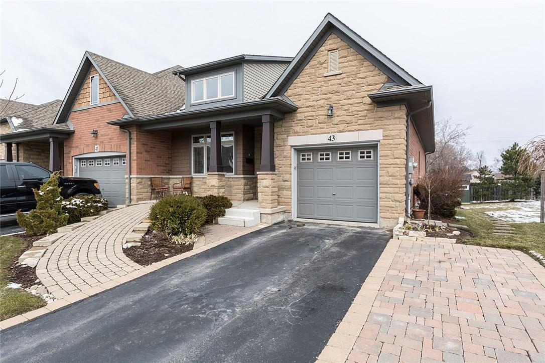 Removed: 43 Conrad Place, Grimsby, ON - Removed on 2018-03-27 22:14:30