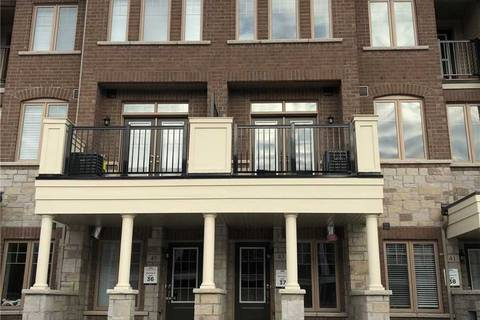 Townhouse for rent at 43 Cornell Centre Blvd Markham Ontario - MLS: N4686219
