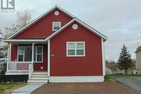 House for sale at 43 Crescent Ht Grand Falls - Windsor Newfoundland - MLS: 1195457