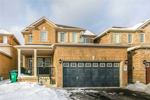 House for sale at 43 Crystal Glen Cres Brampton Ontario - MLS: W4672676