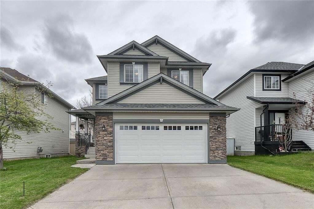 House for sale at 43 Crystalridge Cr Crystalridge, Okotoks Alberta - MLS: C4297464