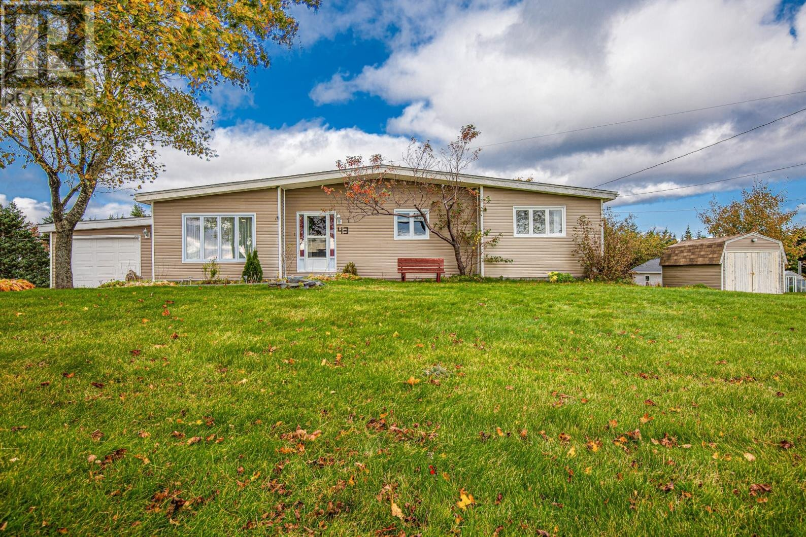 House for sale at 43 Devereauxs Ln Logy Bay Newfoundland - MLS: 1222839