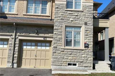Townhouse for sale at 43 Dolobram Tr Brampton Ontario - MLS: W4911216