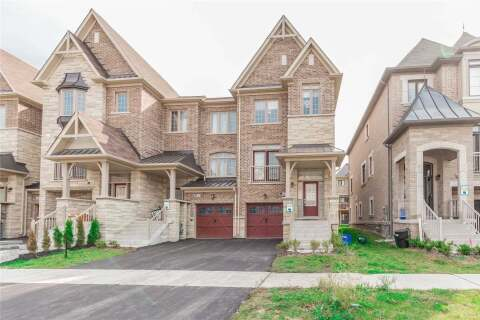 Townhouse for sale at 43 Farooq Blvd Vaughan Ontario - MLS: N4952450