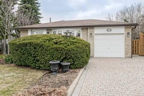 House for sale at 43 Gondala Cres Brampton Ontario - MLS: W4722308