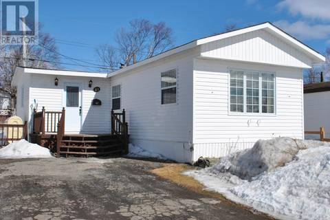 House for sale at 43 Gray Ave Gander Newfoundland - MLS: 1192484