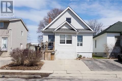 House for sale at 43 Haddington St Cambridge Ontario - MLS: 30727389