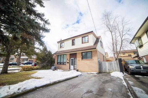 House for sale at 43 Hallow Cres Toronto Ontario - MLS: W4696988