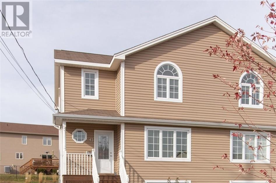 House for sale at 43 Harmony Dr Riverview New Brunswick - MLS: M131723