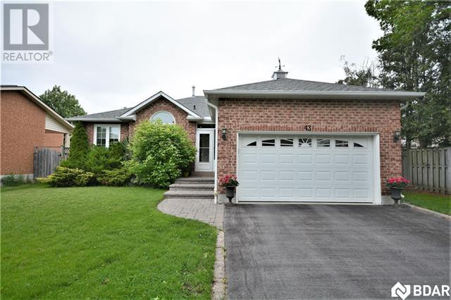 Removed: 43 Harwood Drive East, Barrie, ON - Removed on 2018-09-24 17:00:39