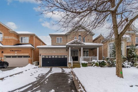 House for rent at 43 Haverhill Terr Aurora Ontario - MLS: N4999273