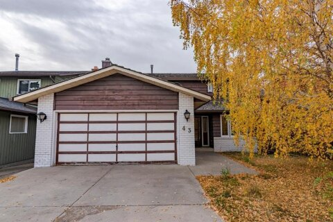 House for sale at 43 Hawkwood Rd NW Calgary Alberta - MLS: A1022312