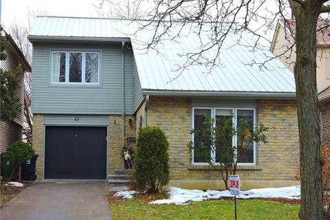 House for sale at 43 Hellensfield Cres Toronto Ontario - MLS: W4657352