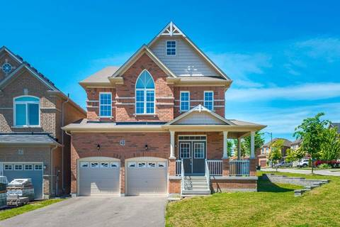 House for sale at 43 Herefordshire Cres Newmarket Ontario - MLS: N4505774