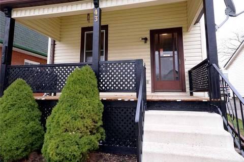 House for sale at 43 Hiawatha St St. Thomas Ontario - MLS: X4638269