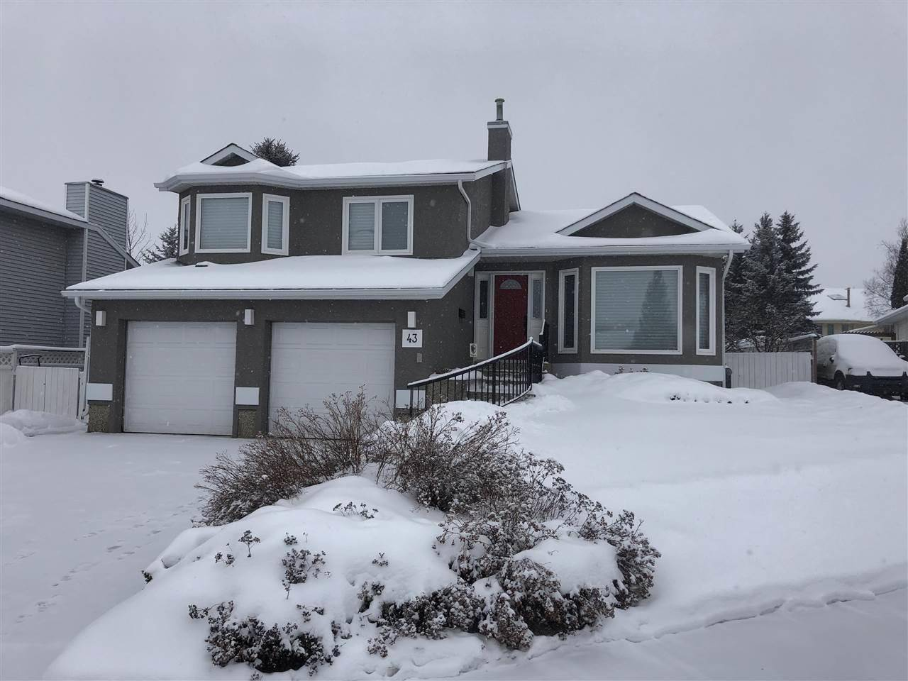 House for sale at 43 Highcliff Rd Sherwood Park Alberta - MLS: E4186534