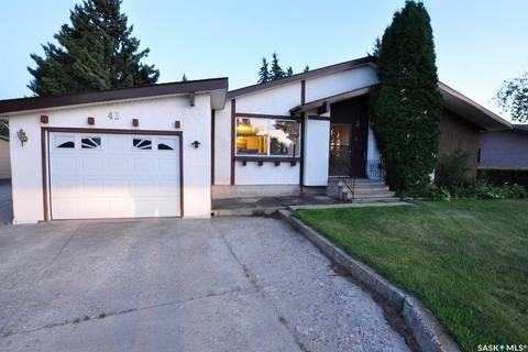 House for sale at 43 Hillbrooke Dr Yorkton Saskatchewan - MLS: SK783679