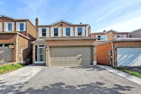 House for sale at 43 Hillfarm Dr Toronto Ontario - MLS: E4777218