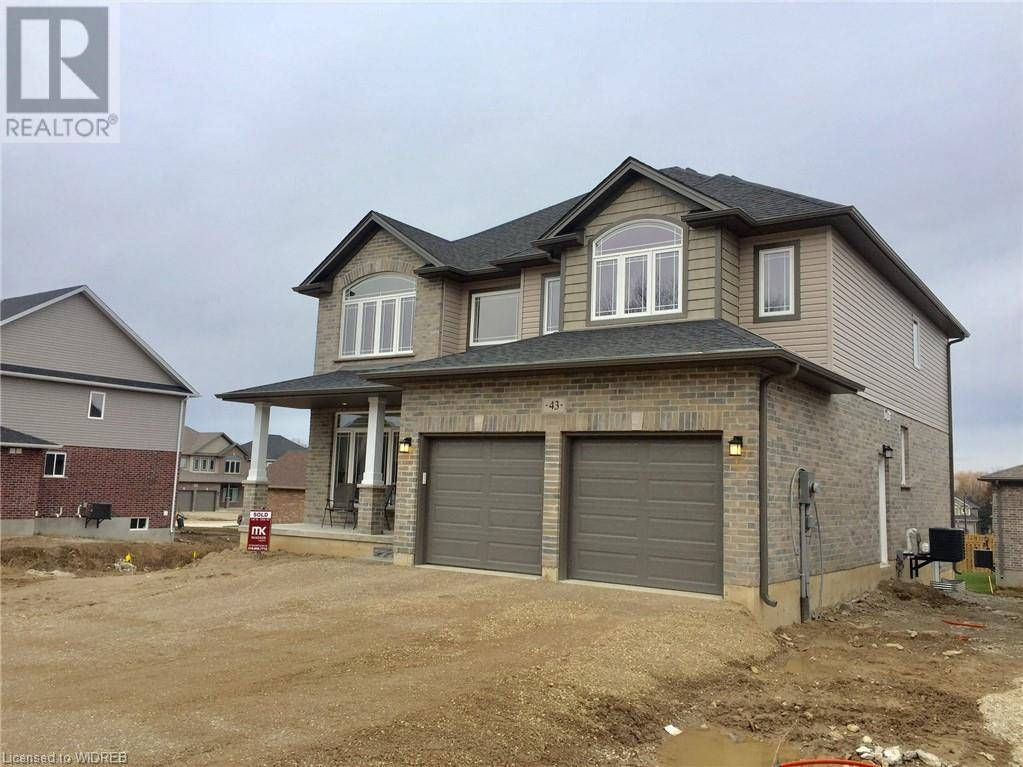 House for rent at 43 Hollingshead Rd Ingersoll Ontario - MLS: 216414