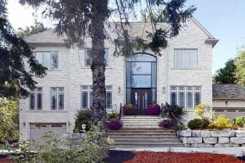 House for sale at 43 Hughson Dr Markham Ontario - MLS: N4877934
