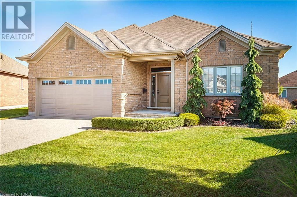 House for sale at 43 Jones Cres Tillsonburg Ontario - MLS: 239894