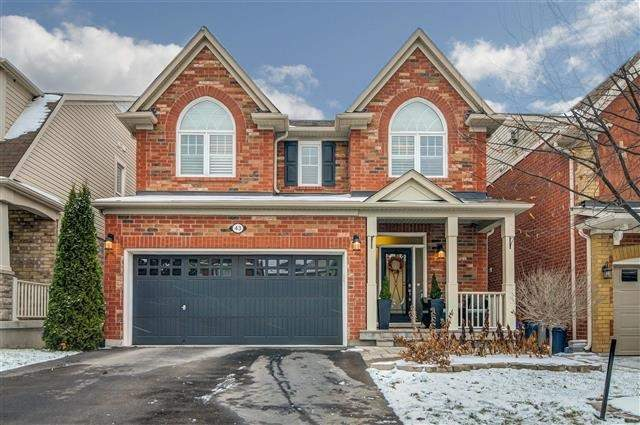 For Sale: 43 Ken Bishop Way, Newmarket, ON | 4 Bed, 4 Bath House for $939,000. See 18 photos!