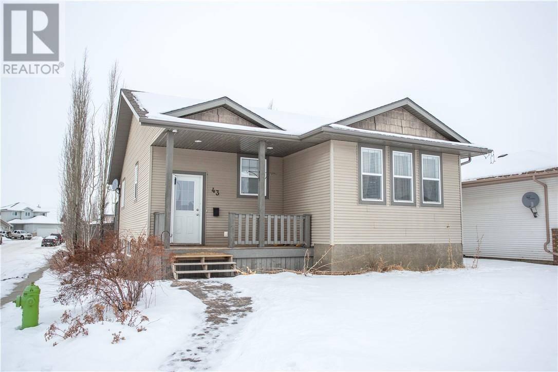 House for sale at 43 Kidd Cs Red Deer Alberta - MLS: ca0185610