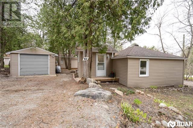 House for sale at 43 King Rd Waubaushene Ontario - MLS: 30755220
