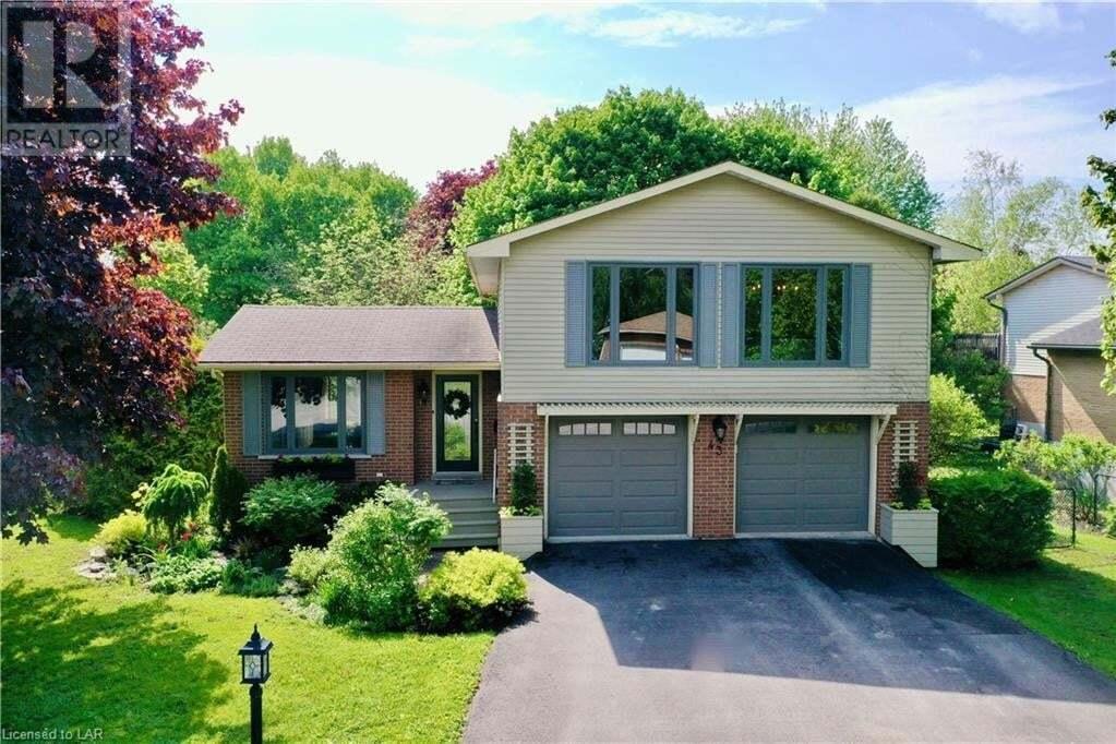 House for sale at 43 Lankin Blvd Orillia Ontario - MLS: 262198