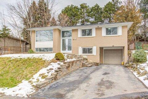 House for sale at 43 Lehar Cres Toronto Ontario - MLS: C5085575