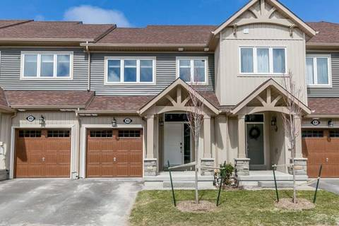 Townhouse for sale at 43 Lett Ave Collingwood Ontario - MLS: S4413977
