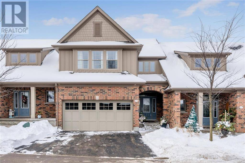 Townhouse for sale at 43 Linden Ave Rockwood Ontario - MLS: 30786943