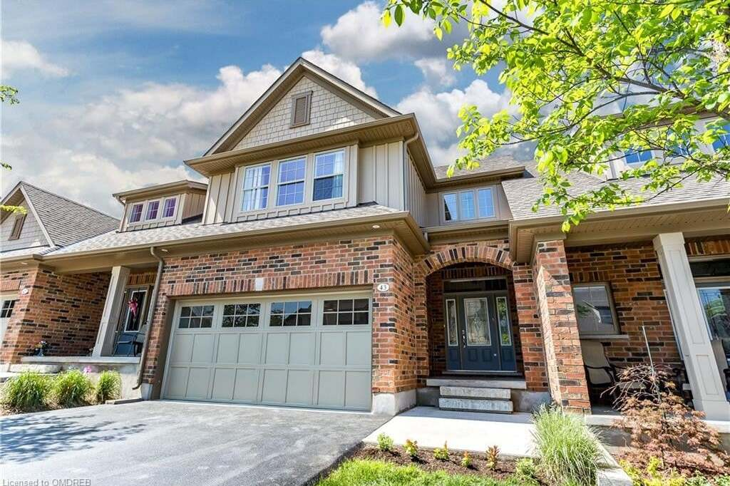 Townhouse for sale at 43 Linden Ave Rockwood Ontario - MLS: 30807637
