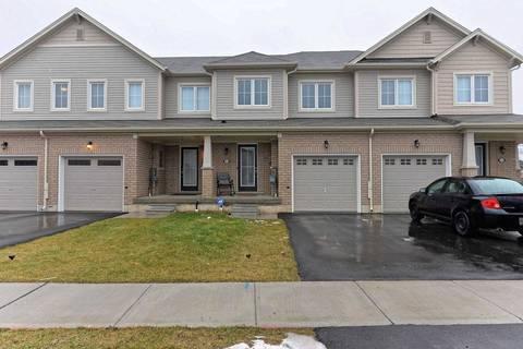 Townhouse for sale at 43 Longboat Run  Brantford Ontario - MLS: X4665823