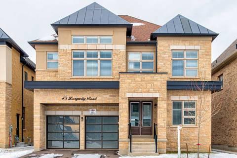 House for sale at 43 Longevity Rd Brampton Ontario - MLS: W4665739