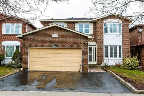 House for sale at 43 Longsword Dr Toronto Ontario - MLS: E4414675